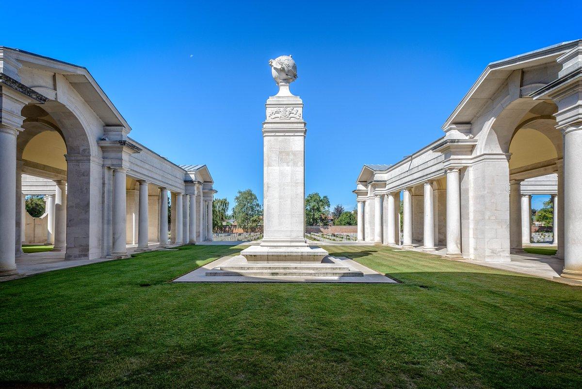 Arras Flying Services Memorial - Mat McLachlan Battlefield Tours