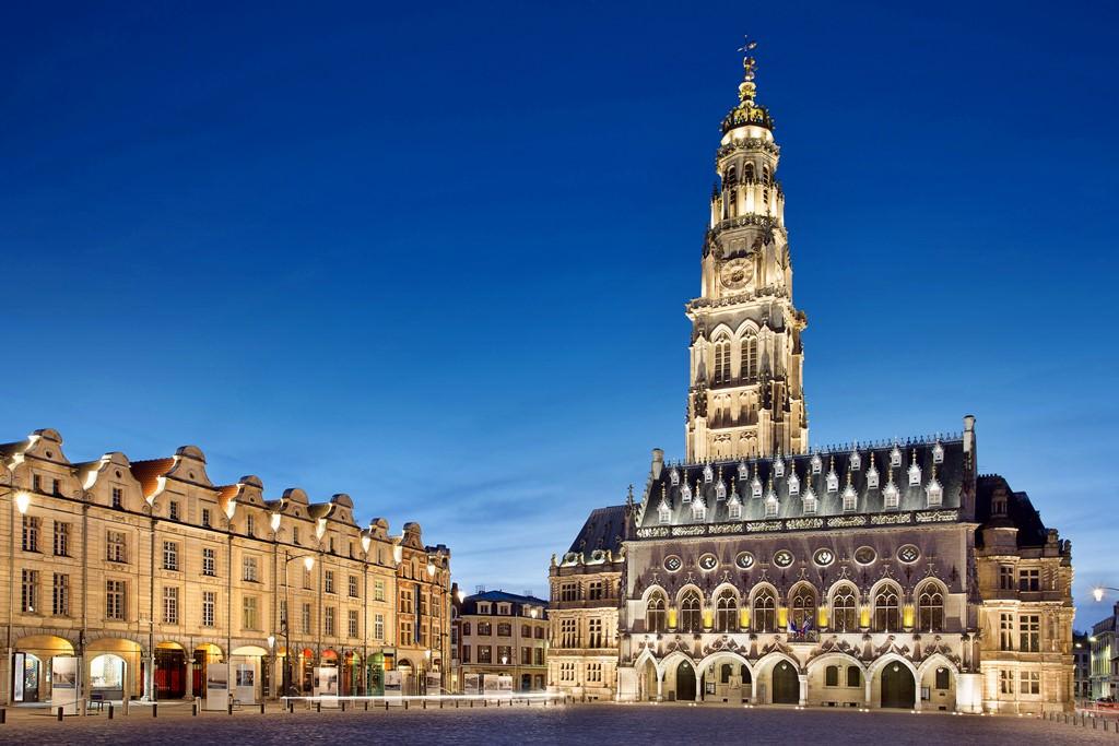 Arras , France - Mat McLachlan Battlefield Tours