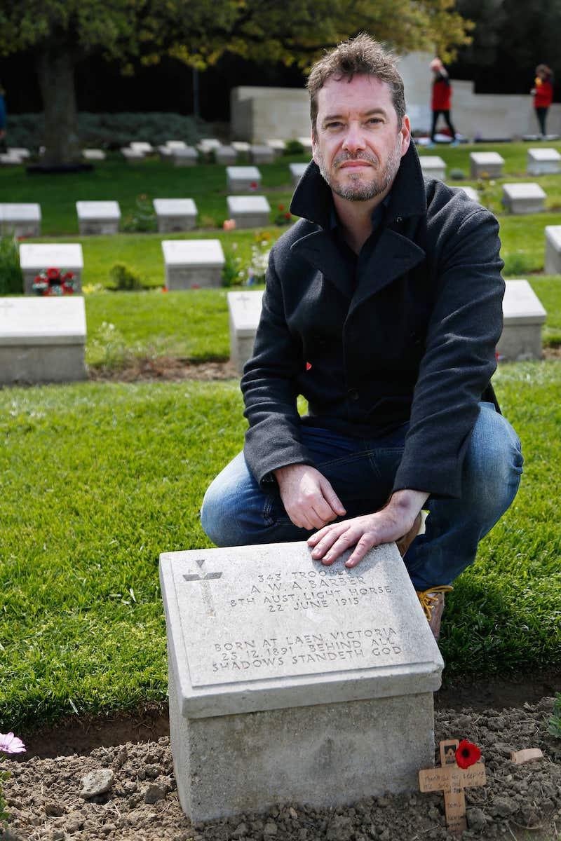 Mat McLachlan - Historian - Mat McLachlan Battlefield Tours