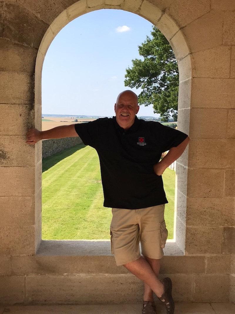 Pete Smith - Historian - Mat McLachlan Battlefield Tours